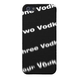 Vodka steps iPhone 5 case