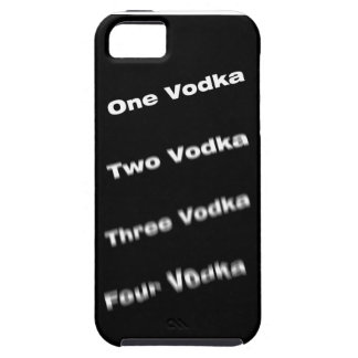 Vodka steps iPhone 5 cases