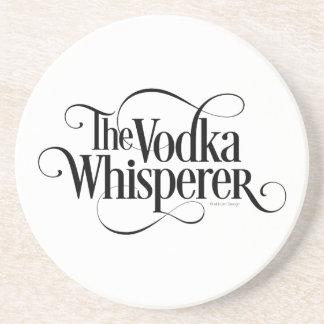 Vodka Whisperer Coaster