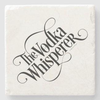 Vodka Whisperer Stone Coaster