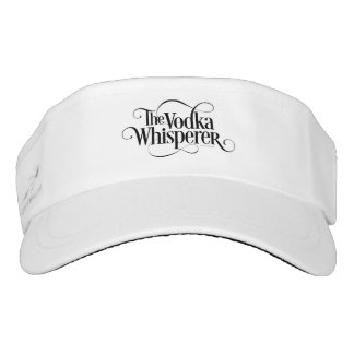 Vodka Whisperer Visor