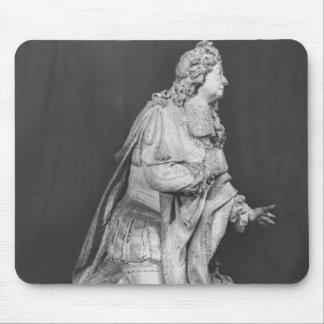 Voeu de coordonnée de Louis XIII de Louis XIV 1713 Tapis De Souris