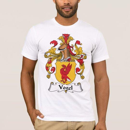 Vogel Family Crest T-Shirt