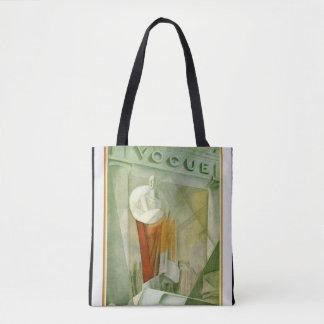Vogue Art Deco Tote