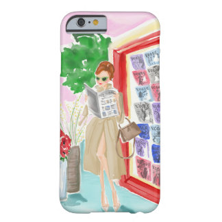 VOGUE GIRL BARELY THERE iPhone 6 CASE