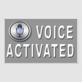Voice Activated Prank Sticker (4 Pack)