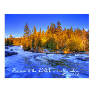 Voice of the Lord Postcard
