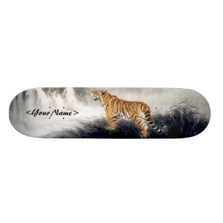Voice of the Tiger Skateboard