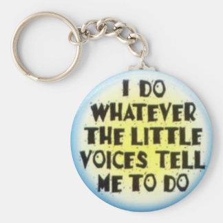 voices keychain