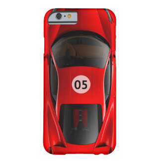 Voiture de sport 05 coque iPhone 6 barely there