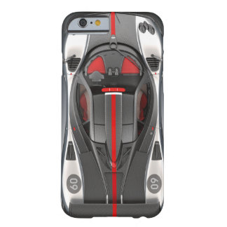 Voiture de sport 09 coque iPhone 6 barely there