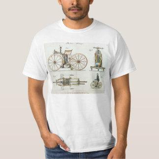 Voiture vintage t-shirt