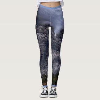 Volcanic leggings