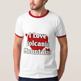 Volcanic Mountains T-Shirt