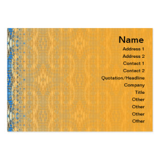 Volcanic Rock Formation Seamless Illusion Pack Of Chubby Business Cards