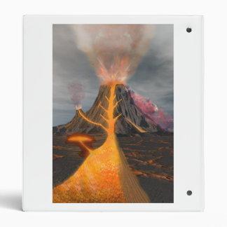 Volcano Binders