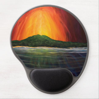 Volcano Gel Mouse Pad