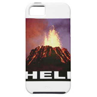 volcano hell iPhone 5 covers