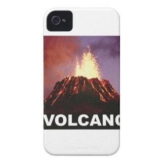Volcano joy iPhone 4 cover