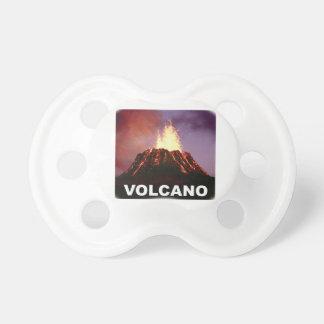 Volcano joy pacifier