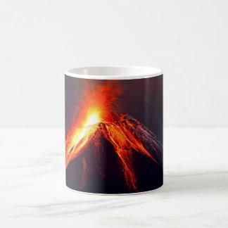 volcano magic mug