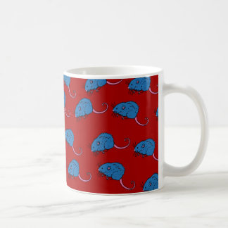 Vole Wallpaper Coffee Mug