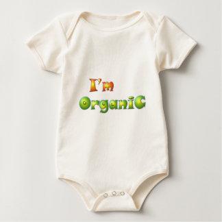 Volenissa - I'm organic Baby Bodysuit