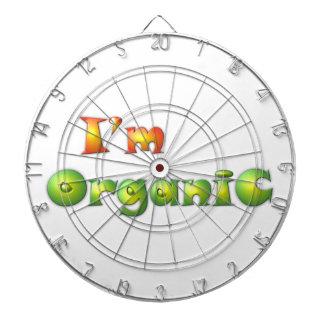 Volenissa - I'm organic Dartboard