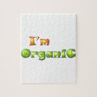 Volenissa - I'm organic Jigsaw Puzzle