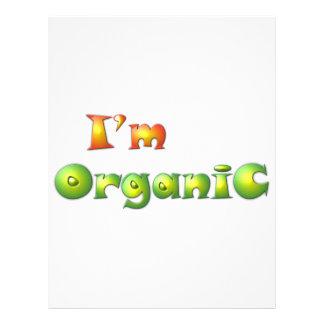 Volenissa - I'm organic Letterhead