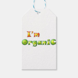 Volenissa - I'm organic Pack Of Gift Tags
