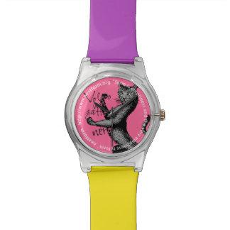 Volevo un gatto nero wristwatches