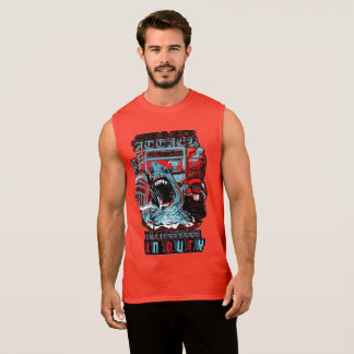 VolleryBall Sleeveless Shirt