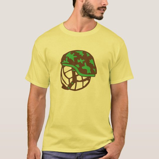 volley ball waterpolo coughs up military T-Shirt