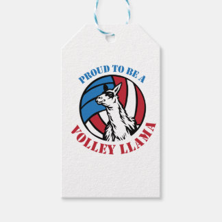 Volley Llama Gift Giving Swag Pack Of Gift Tags