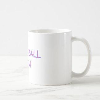 Volley Mom Coffee Mug