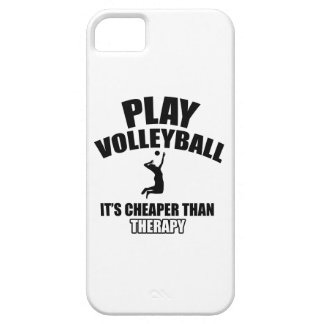 volleyall designs iPhone 5 cover