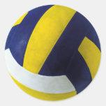 VOLLEYBALL ADHÉSIF ROND