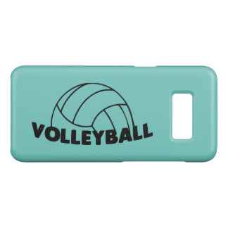 Volleyball Case-Mate Samsung Galaxy S8 Case