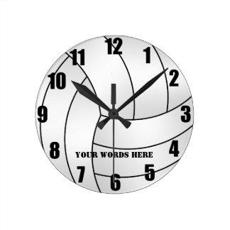 Volleyball clock