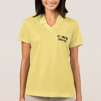 Volleyball Coach - Personalized Polo T-shirt
