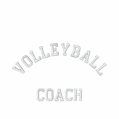 Volleyball Coach Shirt Polo Shirt