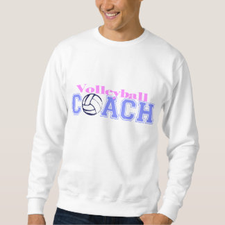 Volleyball Coach (Version B) Sweatshirt