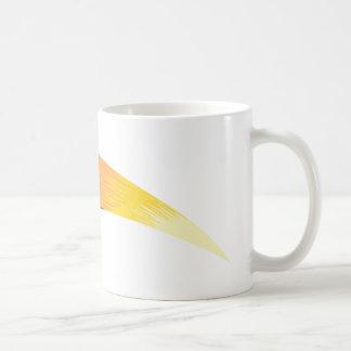Volleyball Comet Classic White Coffee Mug