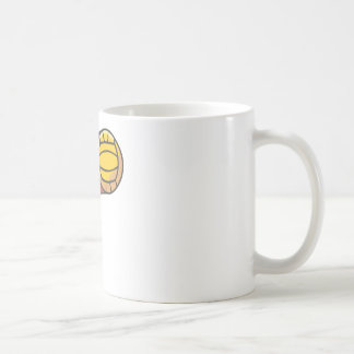 Volleyball Comet Classic White Coffee Mug