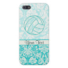 Volleyball; Cute Teal Cover For iPhone 5/5S