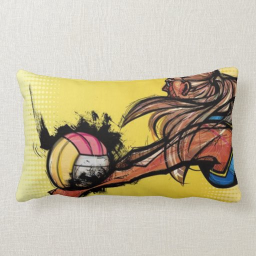 Volleyball DIGG - Pillow