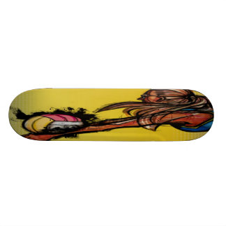 Volleyball DIGG Skateboard