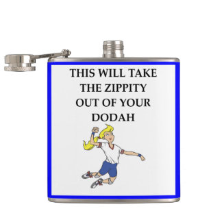volleyball flasks