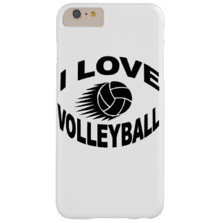 """Volleyball"" IPHONE 6 PLUS CASE"